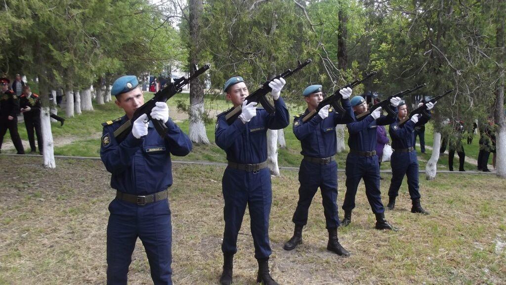 Фото праздников  в ст. Раевская